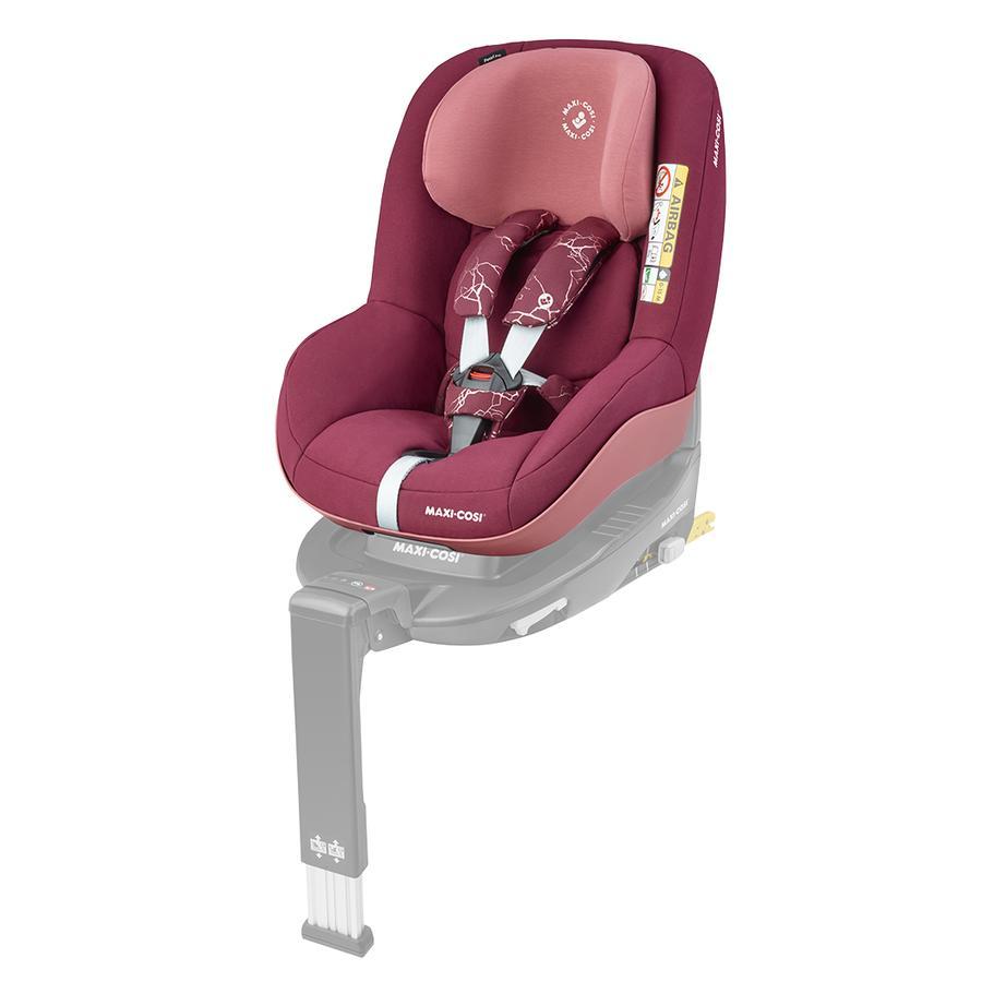 MAXI COSI Kindersitz Pearl Pro i-Size Marble Plum