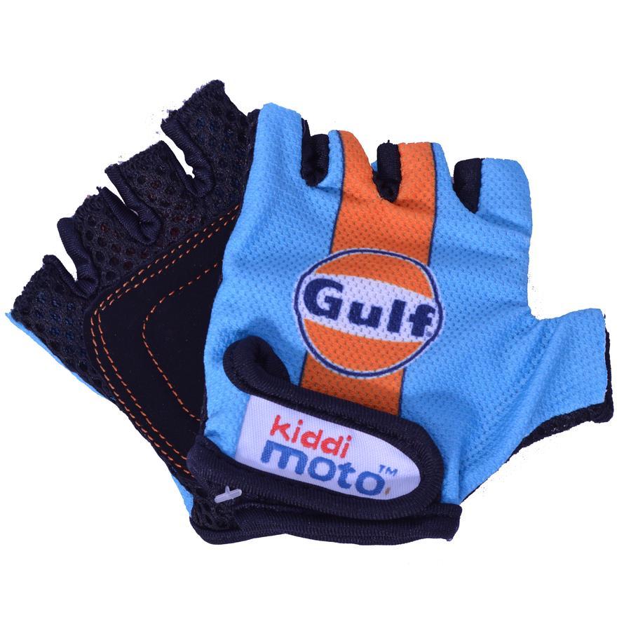 kiddimoto Design Sport hansker Gulf oil -