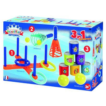 ecoiffier Sport - Spiel- und Sport-Set