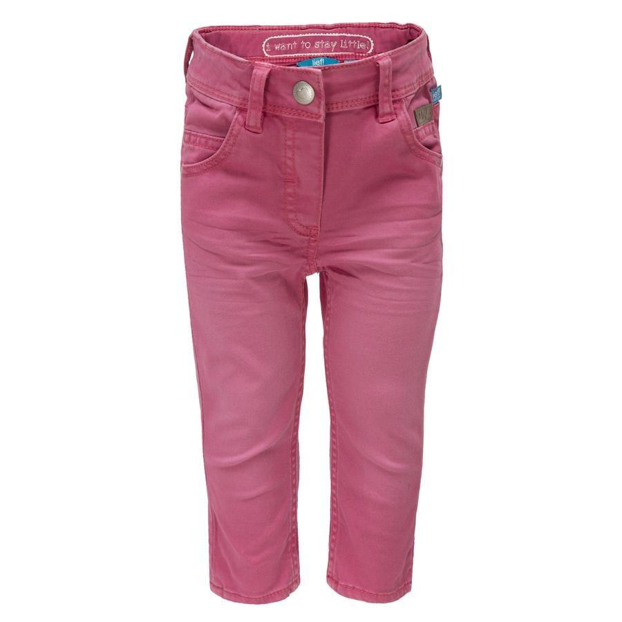 ran! Girl s Pantalones, rosa