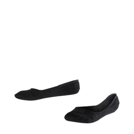 FALKE Ballerina Footling black