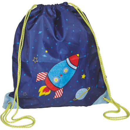COPPENRATH Gym Bag Rocket Little Friends