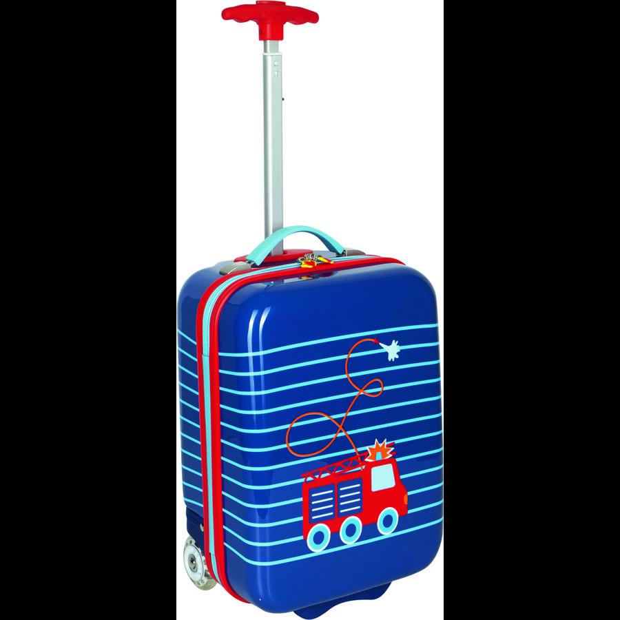 Coppenrath matkalaukku Paloauto