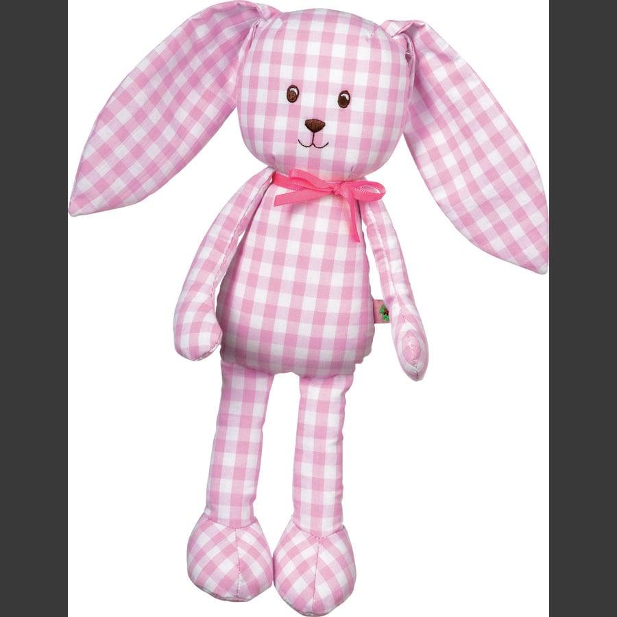 COPPENRATH Gosedjur Dinglis Kanin Baby rosa