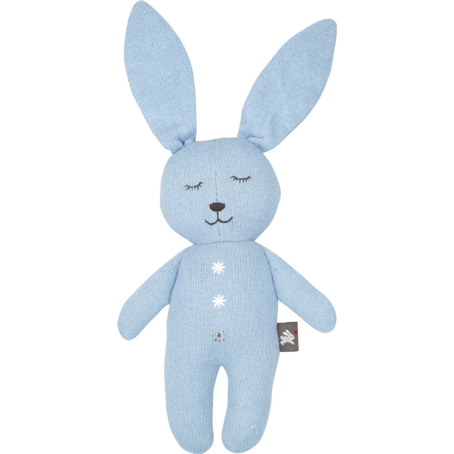 COPPENRATH Cuddly bunny baby luck light blue
