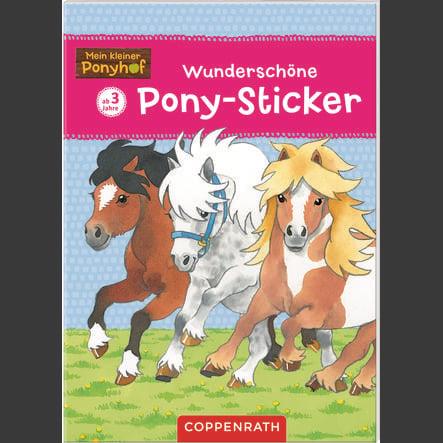 COPPENRATH Beautiful Pony Stickers - Můj malý Ponyhof