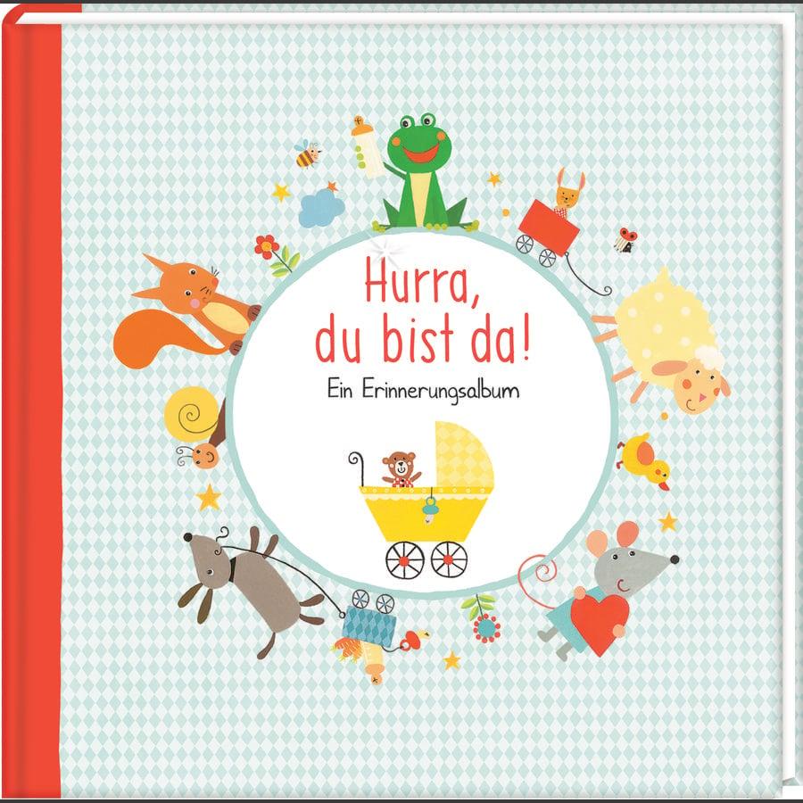 COPPENRATH Baby album - Hourra, tu es là