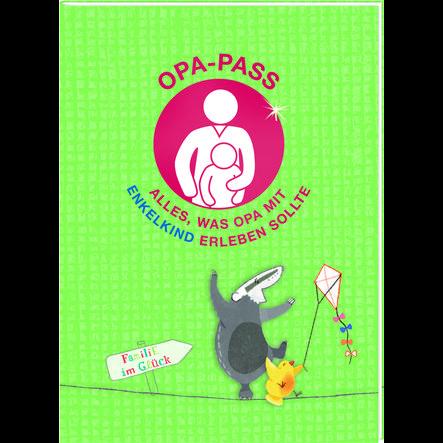 COPPENRATH Opa-Pass - Alles wat OPA moet ervaren met een kleinkind....