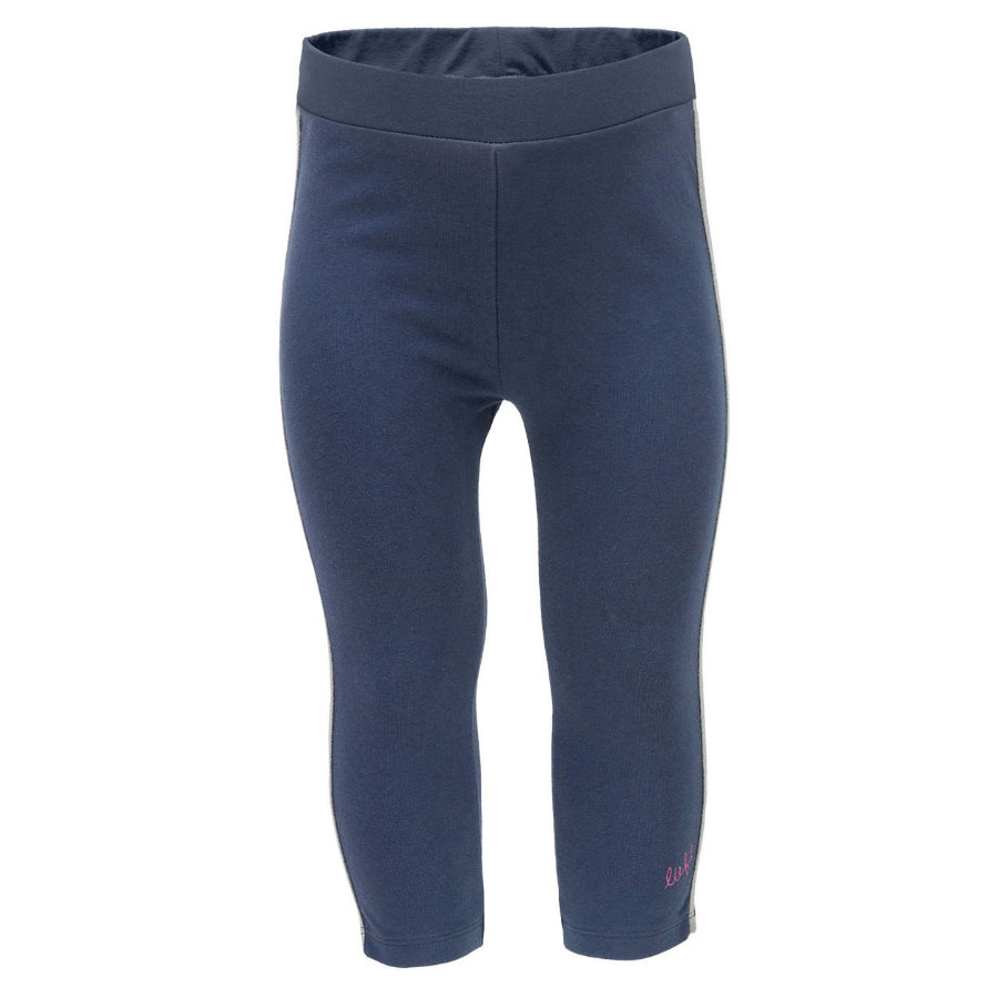 Rennen! Girl s Leggings blauw.