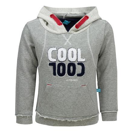 Rennen! Boys Kap sweatshirt met kap, grijs