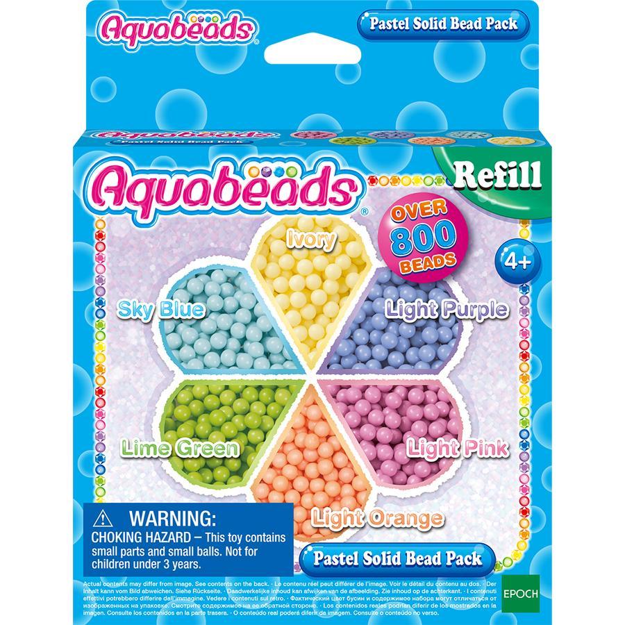Aquabeads pastellperler