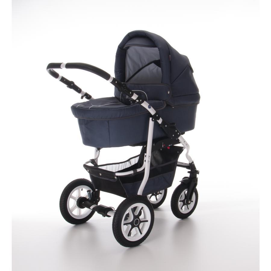 Bebebi kombinovaný Bellami 4 v 1 Isofix Set 2019 Bellagrey