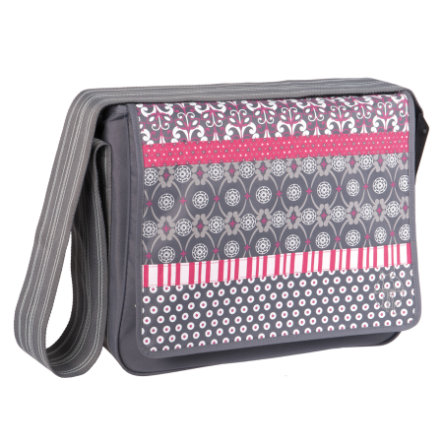 LÄSSIG Torba na akcesoria do przewijania Casual Messenger Bag multimix ash