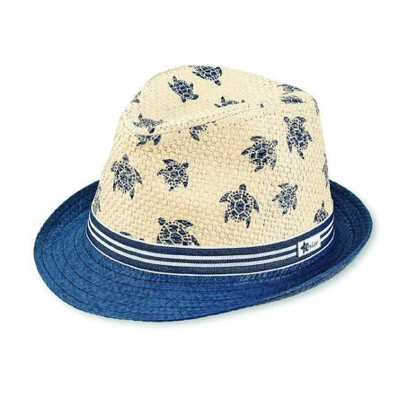 Sterntaler Girl s strooien hoed zand