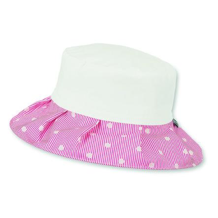 Sterntaler tyttöjen huurre hattu luonnonvalkoinen