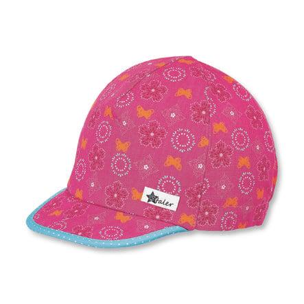 Sterntaler Girl s gorra pico magenta