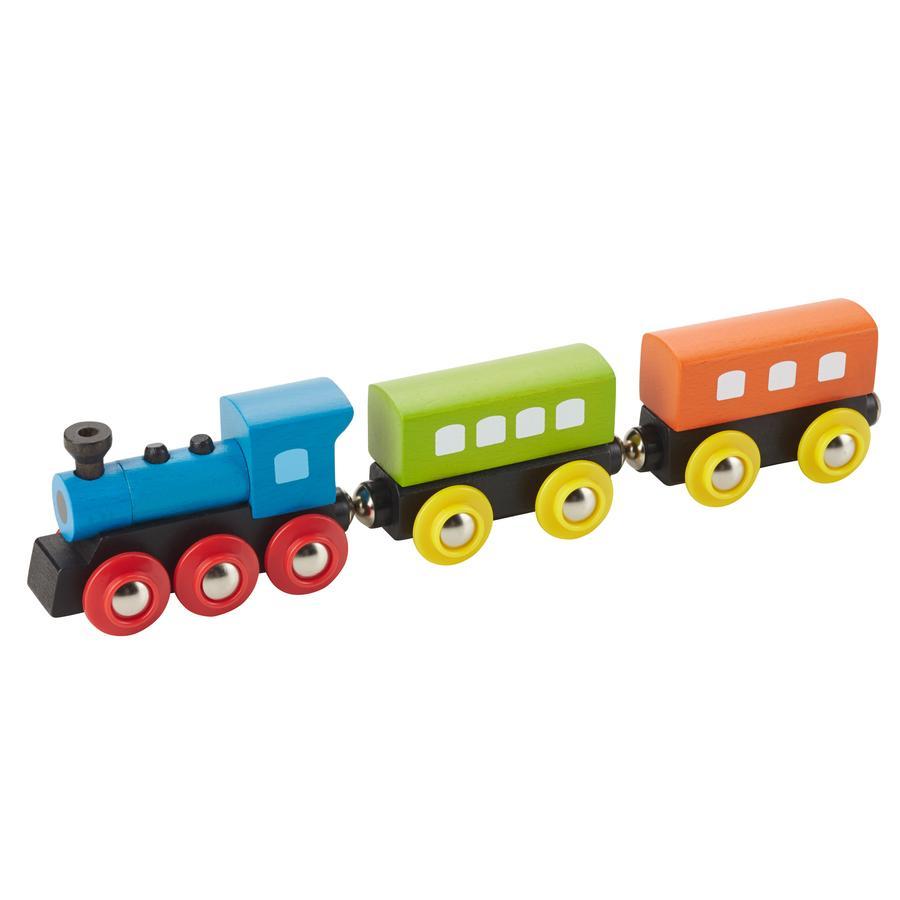 EverEarth locomotive à vapeur