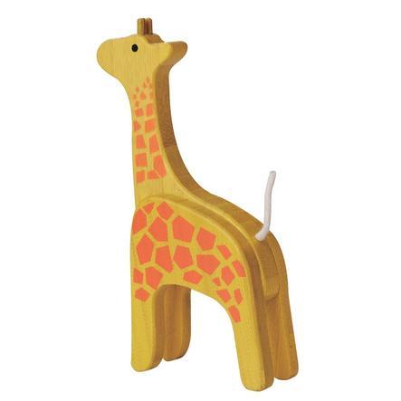 EverEarth® Grijpding bamboe giraffe