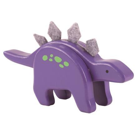 EverEarth® Tarttumislelu Bambu Stegosaurus