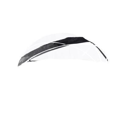 EXIT Pool Stone 300x76 cm med överdrag och filterpump, grå