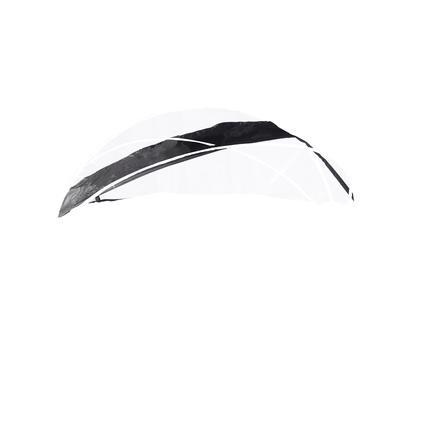 EXIT Pool Stone 300x76cm mit Abdeckung und Filterpumpe, grau