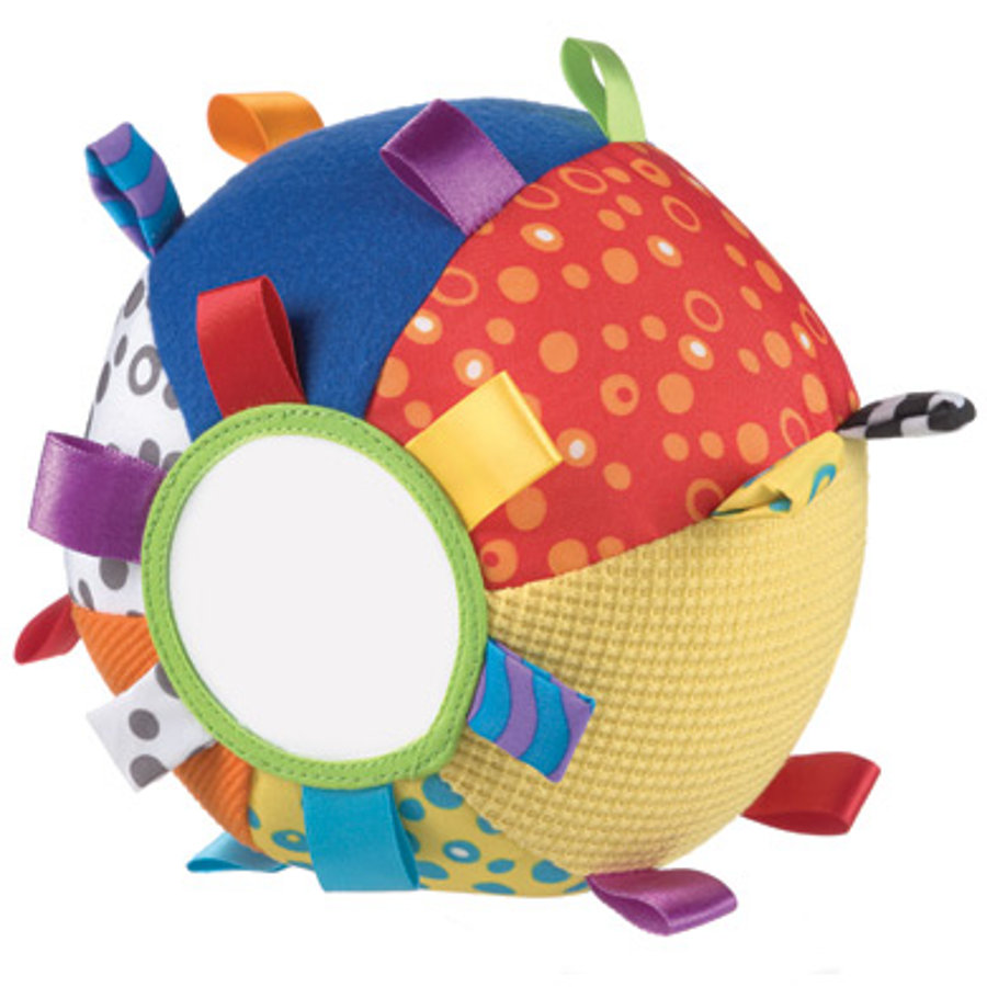 PLAYGRO Toybox Balle-doudou Loopy Loops (40079)