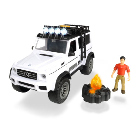 DICKIE Toys Set véhicule miniature Playlife Adventure avec figurine