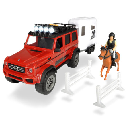 DICKIE Juguetes Playlife Horse Trail er Set