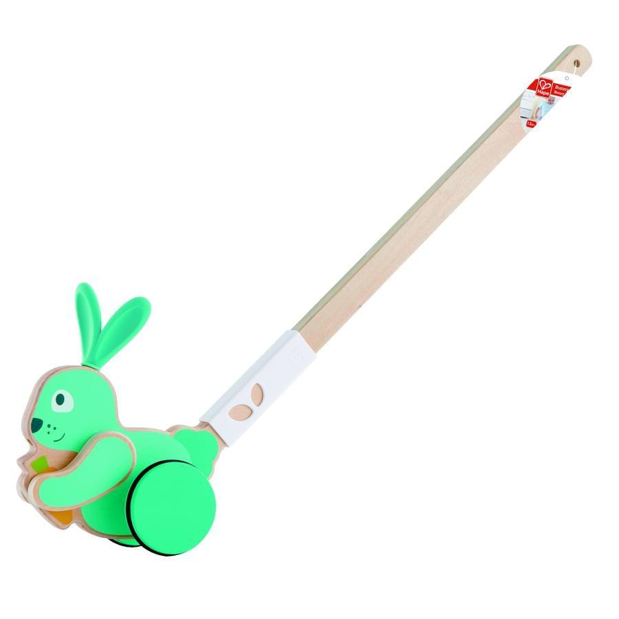 Hape push hračka králík