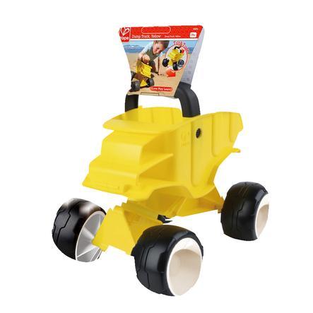 Hape Autocarro giallo con cassone ribaltabile E4088