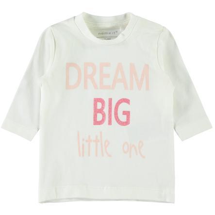 name it T-shirt enfant manches longues big dream Snow white