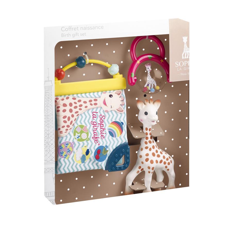 VULLI Sophie la Girafe® So Pure Gavesett fra fødselen