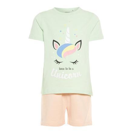 name it Girl s Pyjama 2 pièces Spray Nuitée