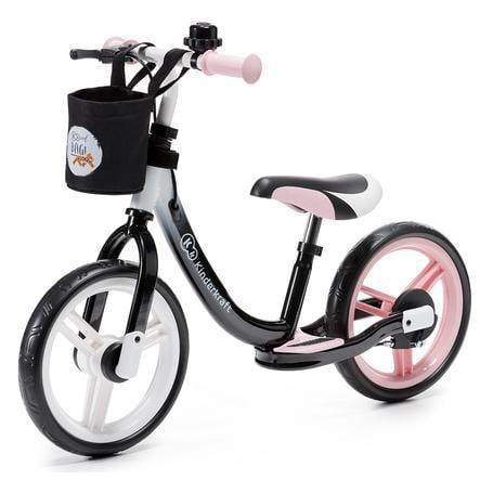 Kinderkraft - Balance Jeździk Space, pink