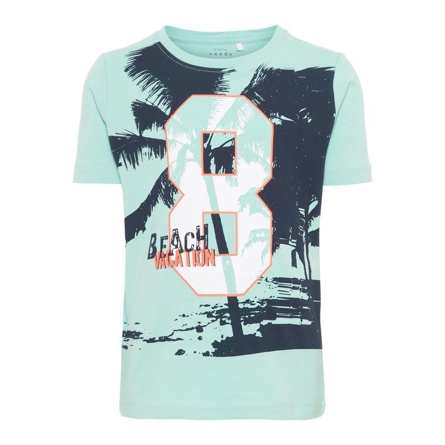 name it Girl s T-Shirt Vuxi Ocean Wave Vuxi Ocean Wave