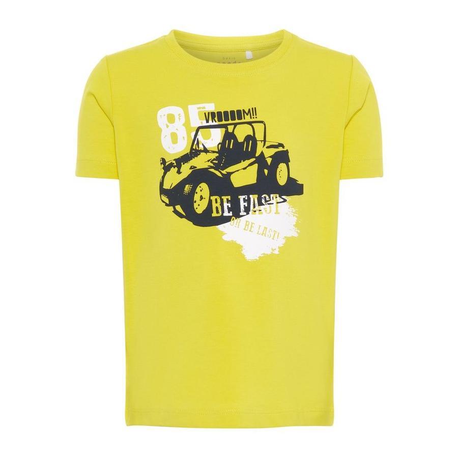 name it Girl s T-Shirt Vuxi Groene Glans