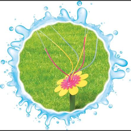 XTREM Toys and Sports - Diversión en el agua Happy Flower