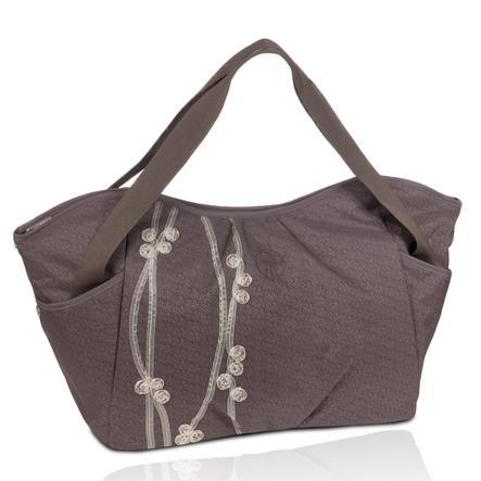 LÄSSIG Skötväska Casual Twin Bag Ribbon slate