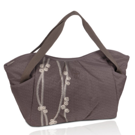 LÄSSIG Torba na akcesoria do przewijania Casual Twin Bag Ribbon slate