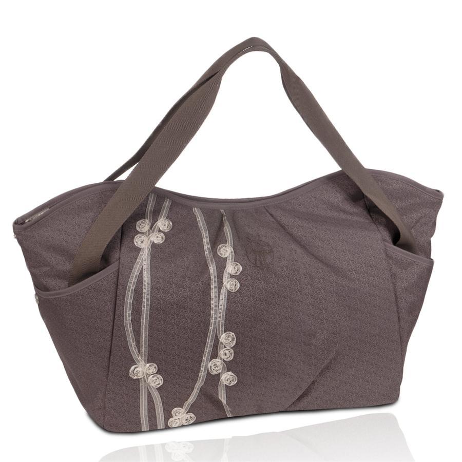 LÄSSIG přebalovací taška CASUAL TWIN BAG Ribbon slate