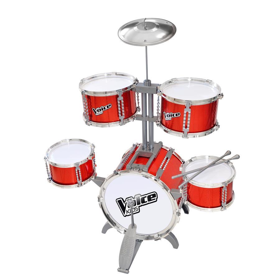 XTREM Toys and Sports Schlagzeug-Set - The Voice Kids