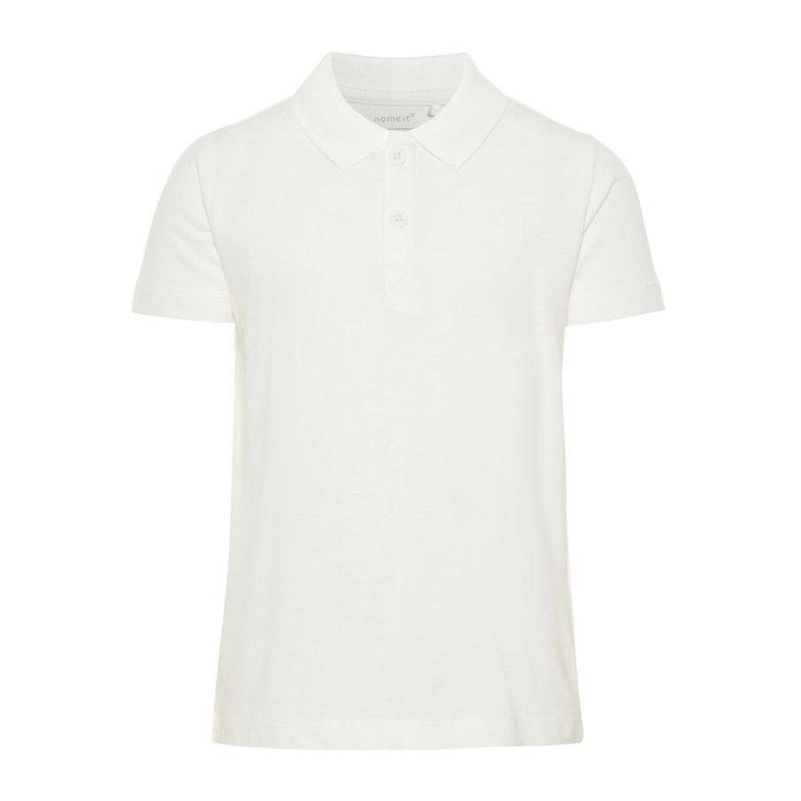 name it Boys PoloShirt Fapolo Bright White