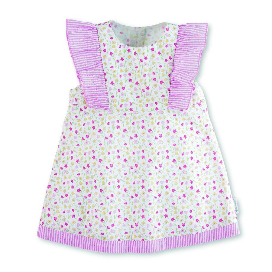 Sterntaler Kleid weiß