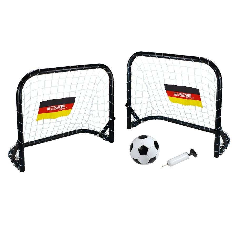 XTREM Giocattoli e Sport s - Home Game Mini Soccer Goal Set Germania