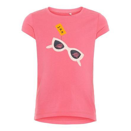 name it Girls T-Shirt Veen camellia rose