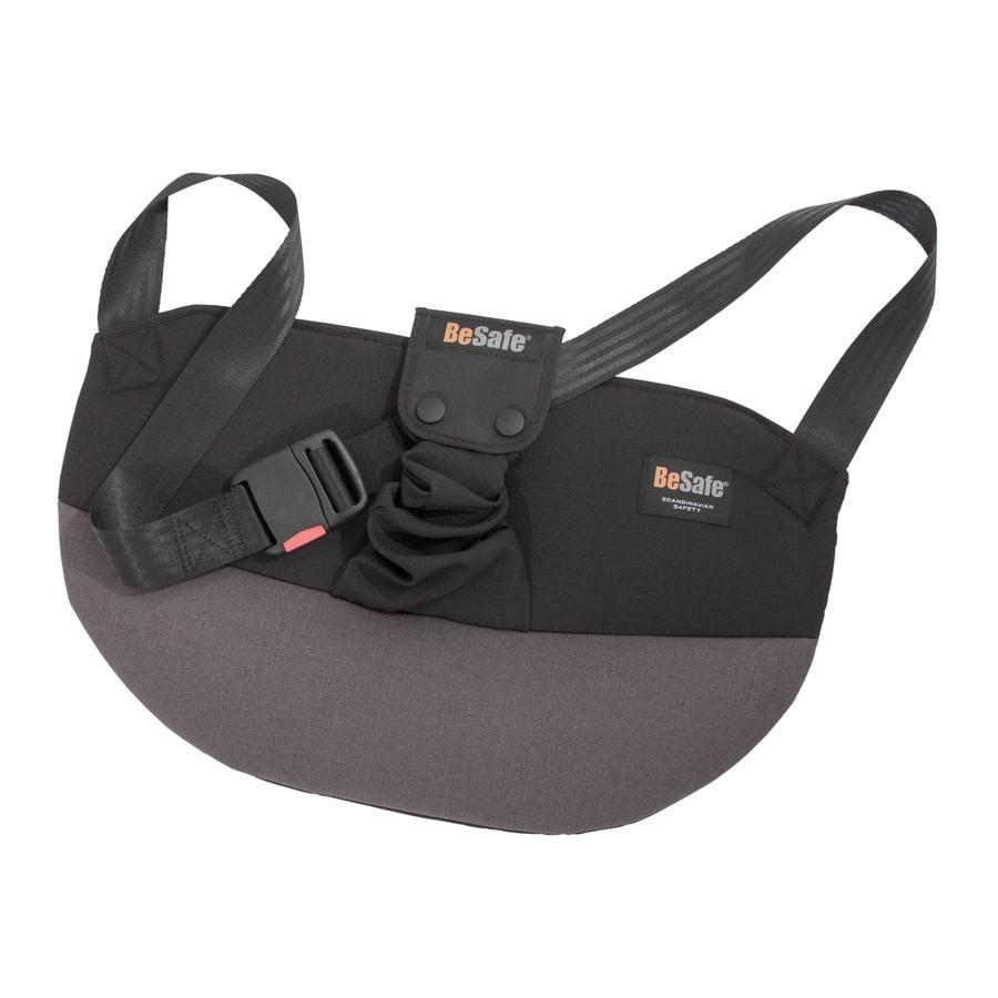 BeSafe Ceinture de sécurité grossesse voiture noir/gris