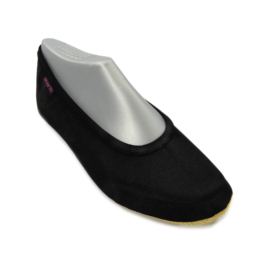 TROSTEL botička na gymnastiku černá