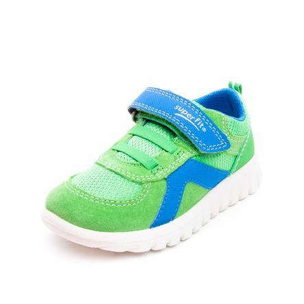 superfit Scarpa bassa Sport7 Mini verde/blu