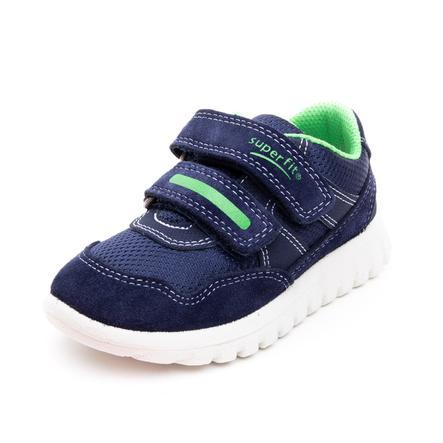 superfit Low Shoe Sport7 Mini azul/verde