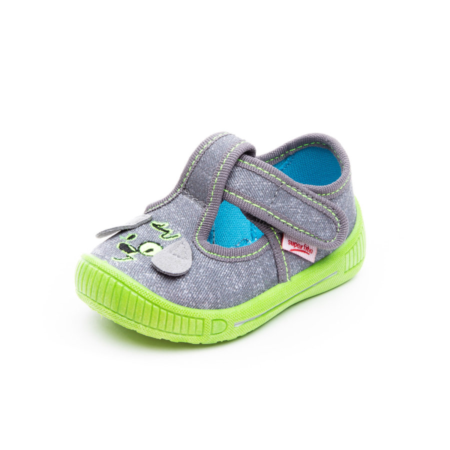 superfit Chausson Bully gris